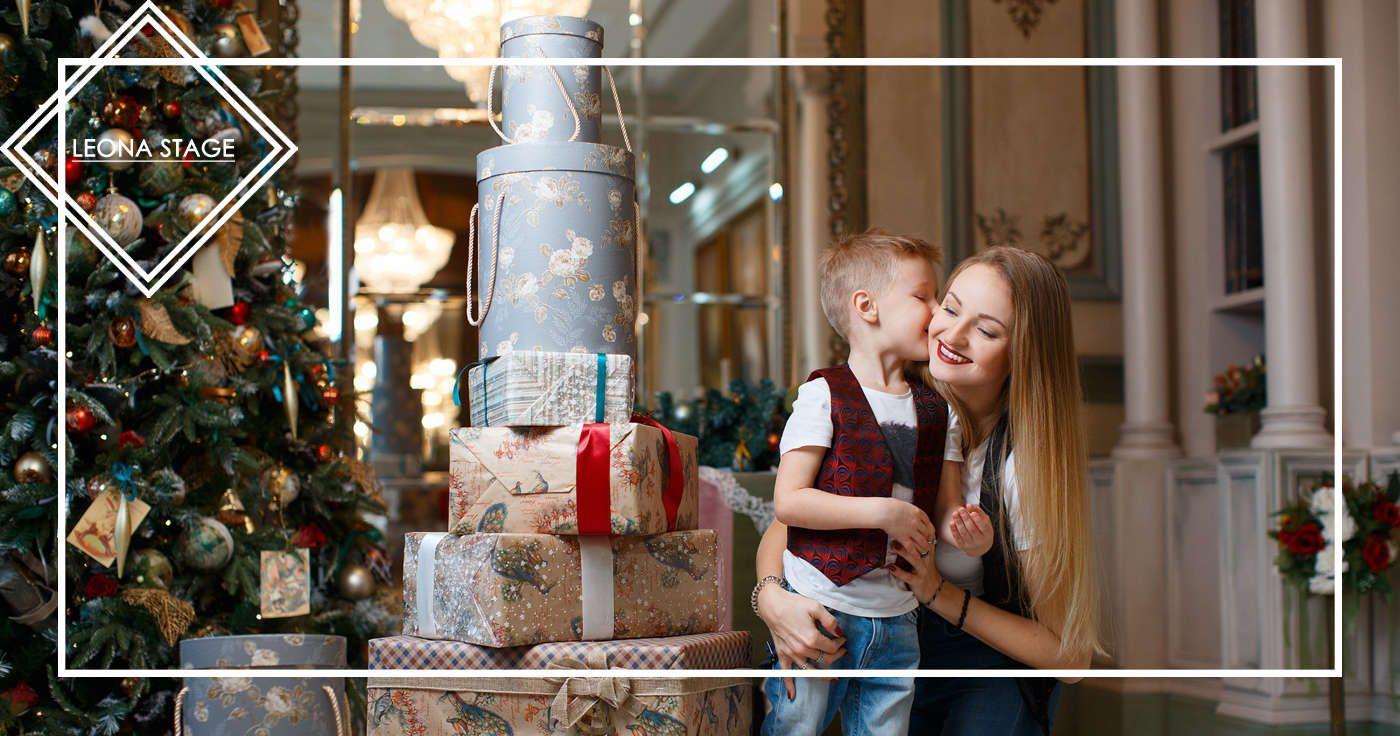 Прекрасные семейные снимки из зала Галерея - фотостудия LeonaStage