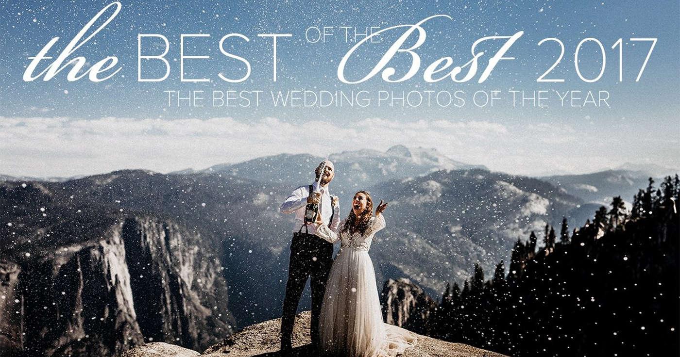 Лучшие свадебные фотографии со всего мира за 2017 год
